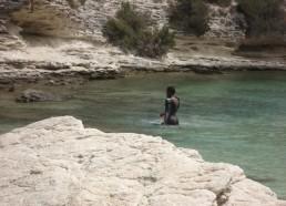 Premières baignades