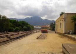 Les trains de Corse