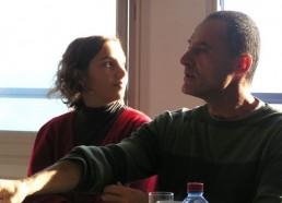 hilippe et Pauline, une ancienne matelote