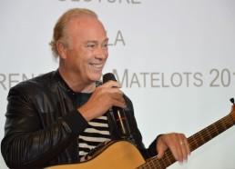 Olivier Rech, compositeur de l'hymne des Matelots de la Vie