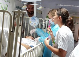 Hôpital André Mignot - Le Chesnay Versailles - coup de cœur de Louise-Anne
