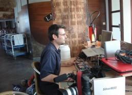 Olivier, notre monteur vidéo