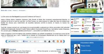 Nadège Lacroix, de Secret story à Fort boyard, Toute la Télé 23/07/2013