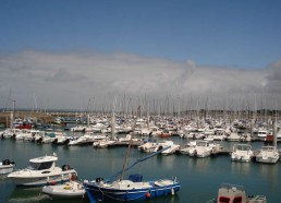 Le port de Piriac-sur-Mer (44)