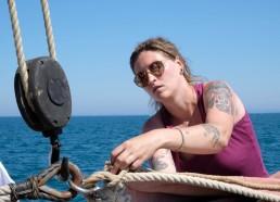 Sarah notre belle marin