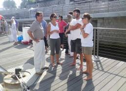 Yann, Flore et le CDMM font un bilan positif de ces expéditions 2012