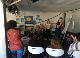 Atelier participatif sur les régles de vie à bord