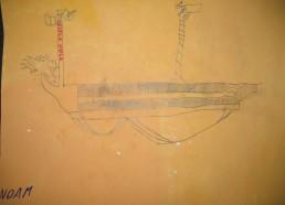 Concours dessins : Mon bateau imaginaire - Noam - Centre Hospitalier Yves Le Fol Saint-Brieuc