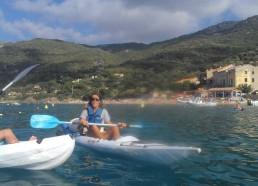 Marie responsable de « Kayak Sud »