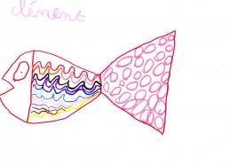 Concours dessins : Mon bateau imaginaire - Clément - Centre d