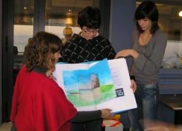 Les matelots ont choisi le carnet de bord de Saint Nazaire gagnant