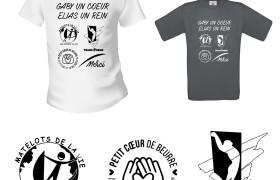 T-shirt opération Marathon Albi 2019