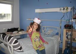 Concours photos : Ma Chambre - Centre Hospitalier Yves Le Fol Saint-Brieuc - Troisième position : 3 points