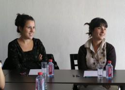 L'équipe de Saint-Nazaire à la réunion