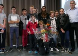 Un grand Merci à Françoise pour son travail, son abnégation pour faire des Matelots de la Vie la belle association qu'elle est aujourd'hui