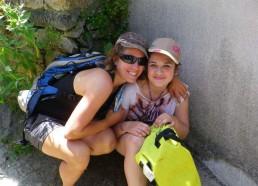 Flore et Emilie