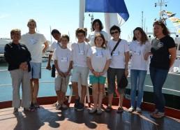 Un grand merci à l'équipe du musée maritime de la Rochelle pour leur accueil