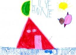 Concours dessins : Mon bateau imaginaire - Lilye-Anne - Centre d