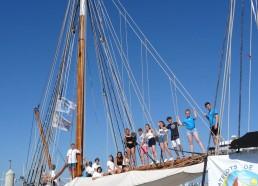À nous, Magalie et Isaure, de sauter du navire pour laisser la place !