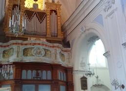 Les orgues de la cathédrale de Lipari