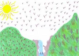 Concours dessin : Ma terre idéale - Institut Curie