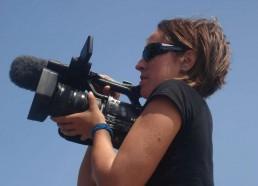 Flore, notre nouvelle cameraman