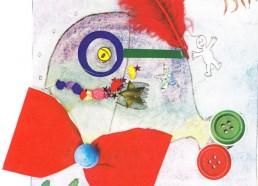 Concours dessin : Mon plus beau poisson - Sandy, 9 ans & demi et Killian, 15 ans - CHD Vendée La Roche sur Yon