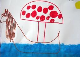 Concours dessins : Mon bateau imaginaire - Célia - Centre Hospitalier Yves Le Fol Saint-Brieuc