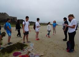 Le jeu de la marée