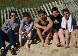 Ronan, Ayrton, Anthony, Maxence