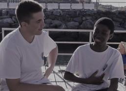 Grand débat entre Hugo et Idrissa