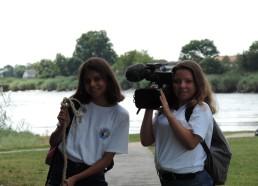 Les reporters Amandine & Aaliyah
