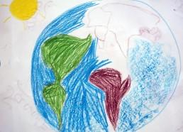 Concours dessin : Ma terre idéale - Ma terre idéale d