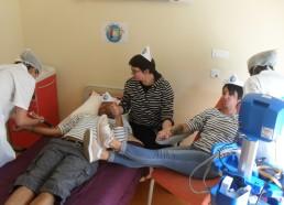 Centre Hospitalier de SAINT-MALO, 2 points