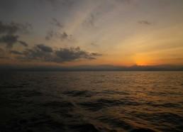 Le soleil va bientôt se lever