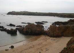 La plage des Sabias