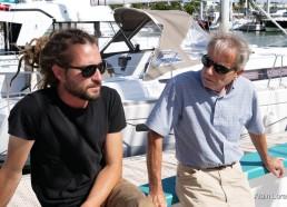 Capitaine Grégoire et Jean-Yves