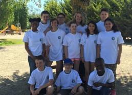 L'équipe des matelots stagiaires