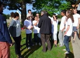 Rencontre des Matelots avec Jean-Yves Chauve le médecin des expéditions et des courses au large