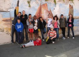 Les Matelots en quartier libre