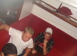 Vie à bord août 2006