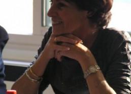 Françoise, Présidente de l'association des Matelots de la Vie