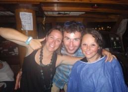 La team de la nuit à Brest !