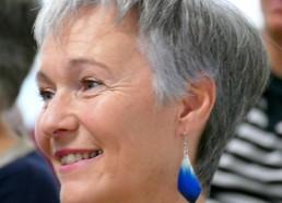 Véronique, membre de l'association Matelots de la Vie