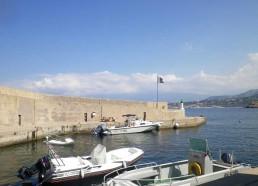 Le port de la STARESO