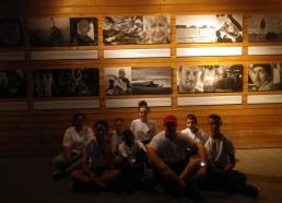 Exposition de portrait de marin