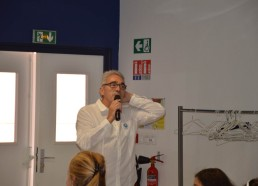 Patrick LEMESLE, Président des Matelots de la Vie
