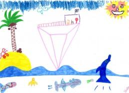 Concours dessins : Mon bateau imaginaire - Stella - Centre d