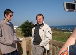 Ronan et Jean-Yves Chauve, le médecin