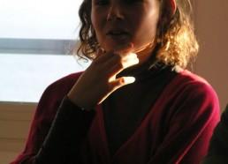 Pauline, Une ancienne matelote venue partager son expérience